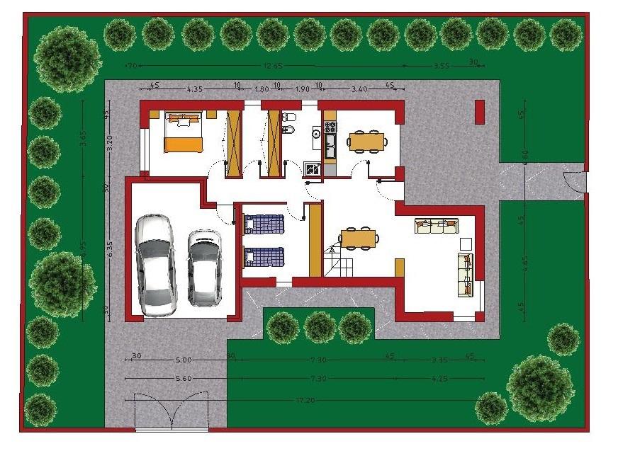Villa in vendita a Coccaglio, 6 locali, prezzo € 400.000 | Cambio Casa.it