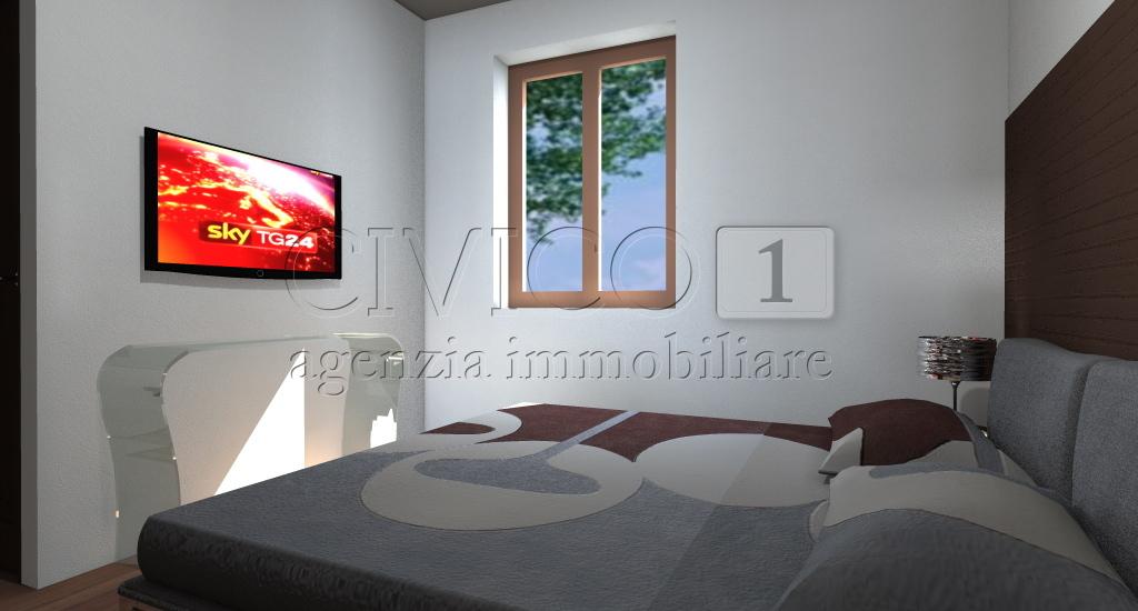 Bilocale Padova Via Monterotondo 8
