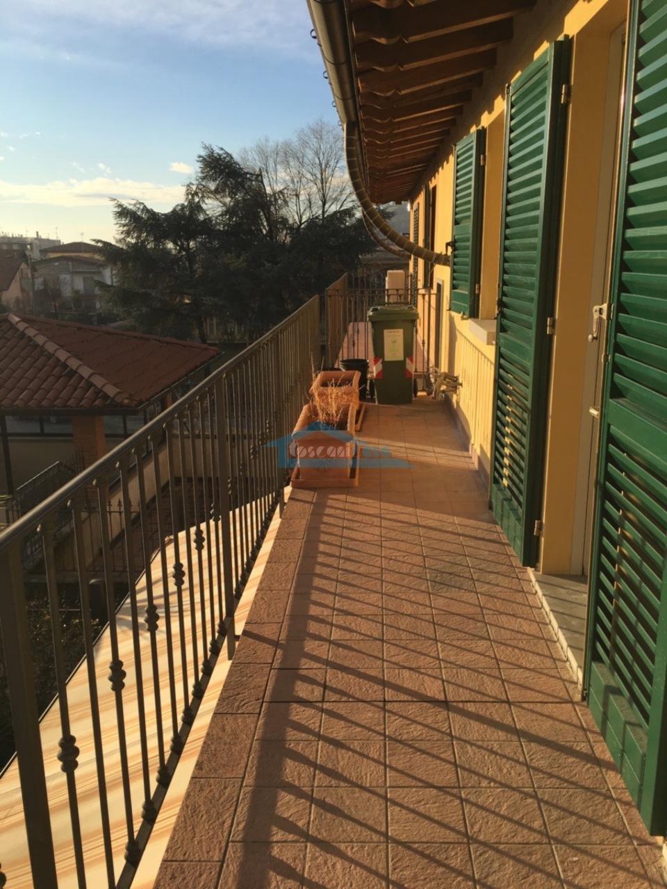 Balconata Appartamento  a Rovato