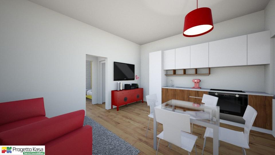 Appartamento in vendita a Cislago, 3 locali, prezzo € 93.000 | CambioCasa.it