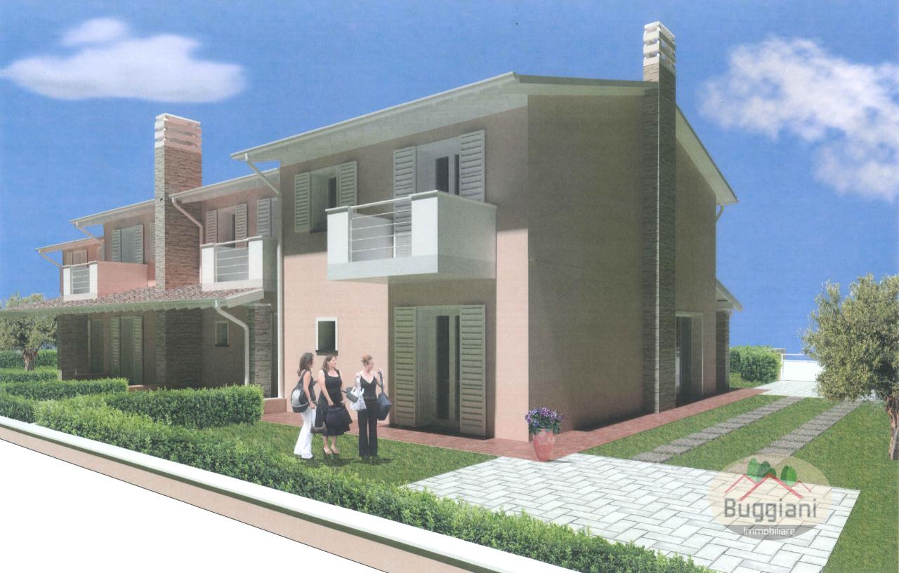 Terratetto in vendita RIF. 1701-2, San Miniato (PI)