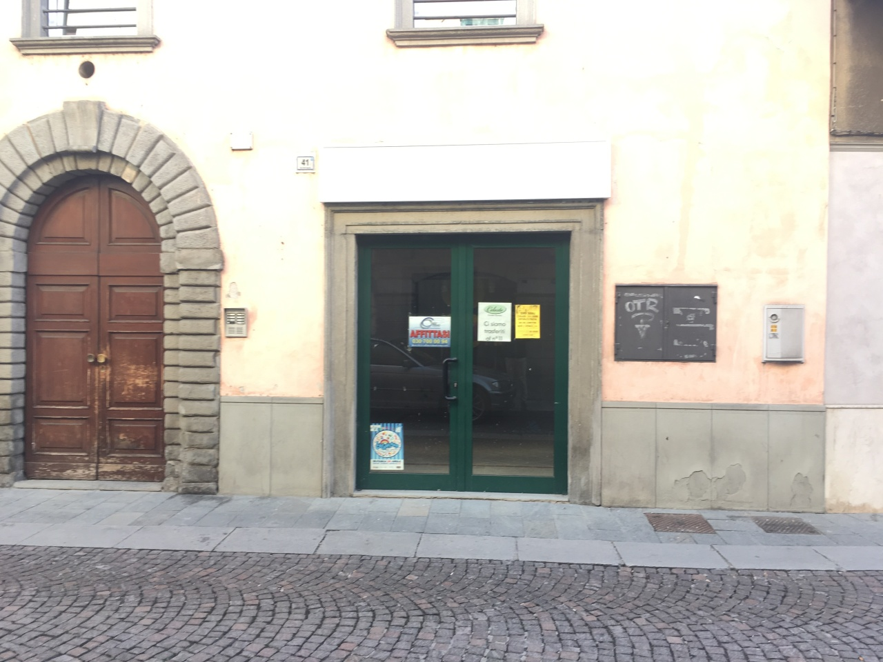 Negozio / Locale in affitto a Chiari, 1 locali, prezzo € 450 | Cambio Casa.it
