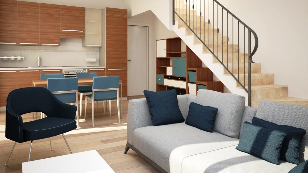 Appartamento in vendita a Bolgare, 3 locali, prezzo € 88.750 | Cambio Casa.it