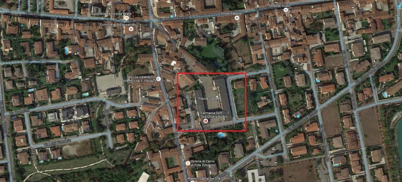 Bilocale Borgosatollo Via Giordano Bruno 15 7