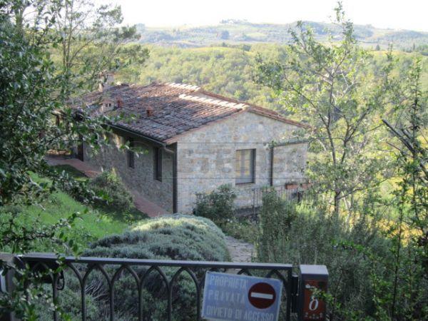 Villa in Vendita a Gaiole in Chianti