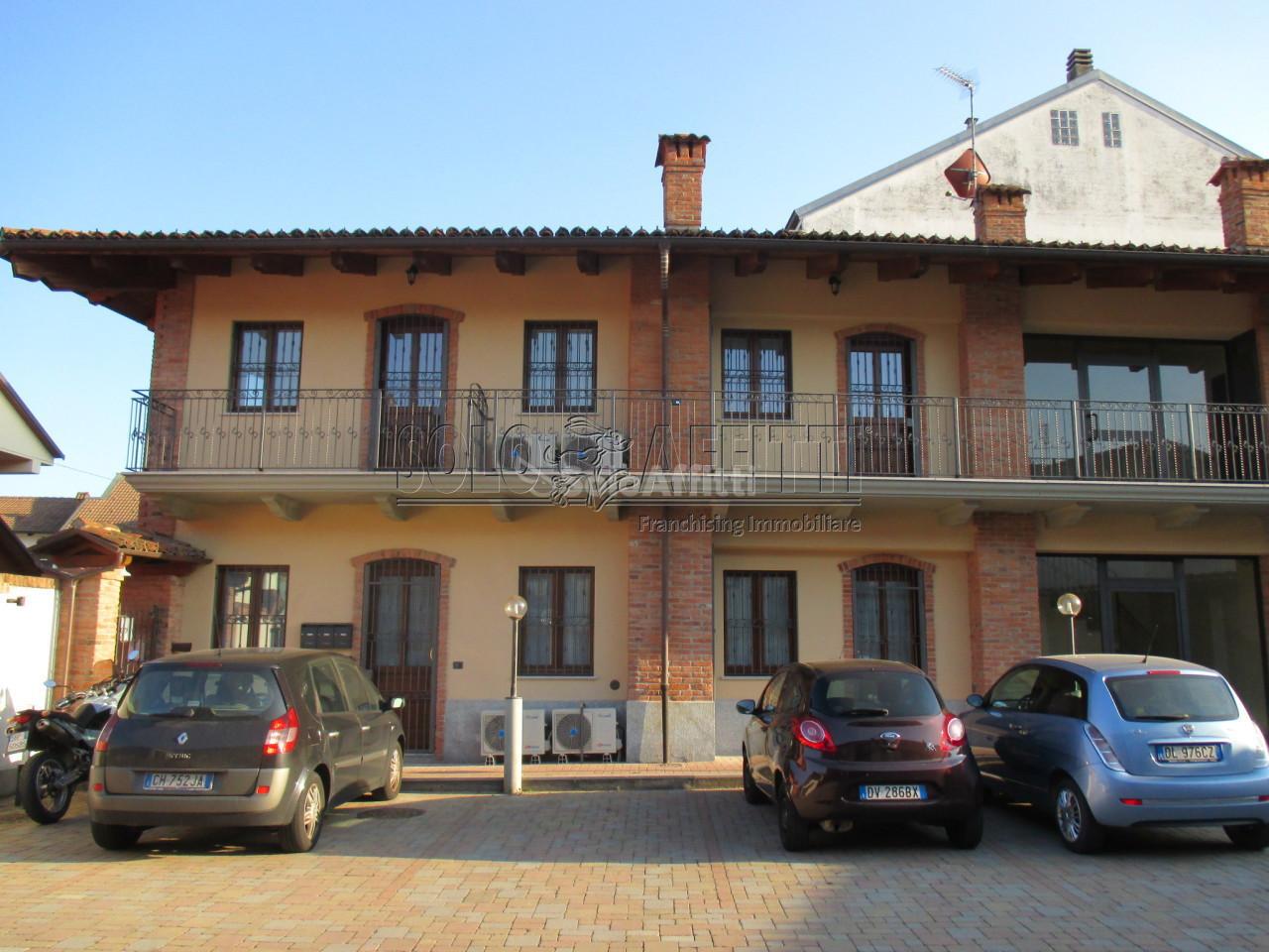 Appartamento Loft in affitto a Volvera Centro. Primo piano ...