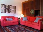 La Saxe affitto: particolare soggiorno