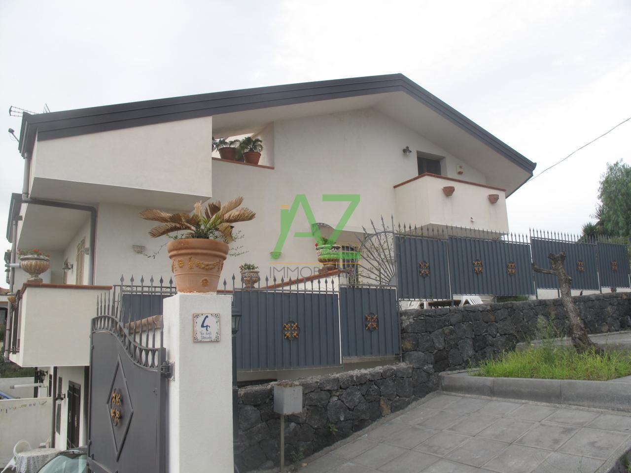 Villa in Vendita a San Pietro Clarenza
