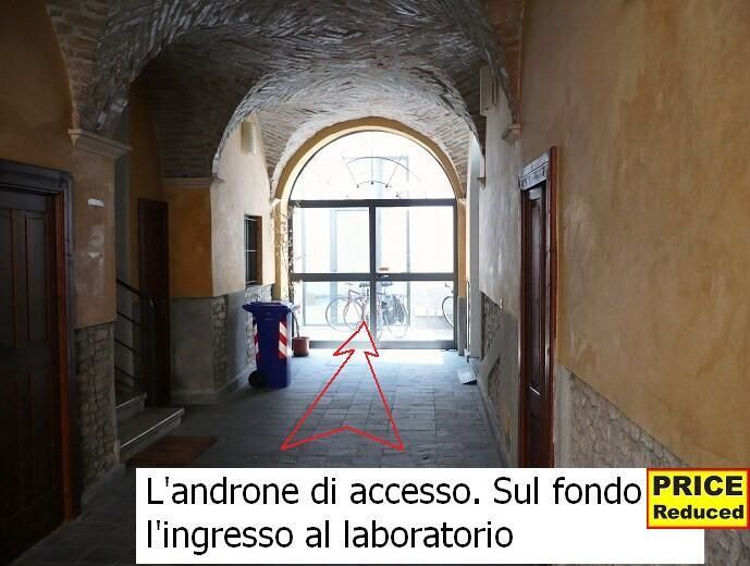 Laboratorio in vendita a Parma, 2 locali, prezzo € 178.000 | Cambio Casa.it