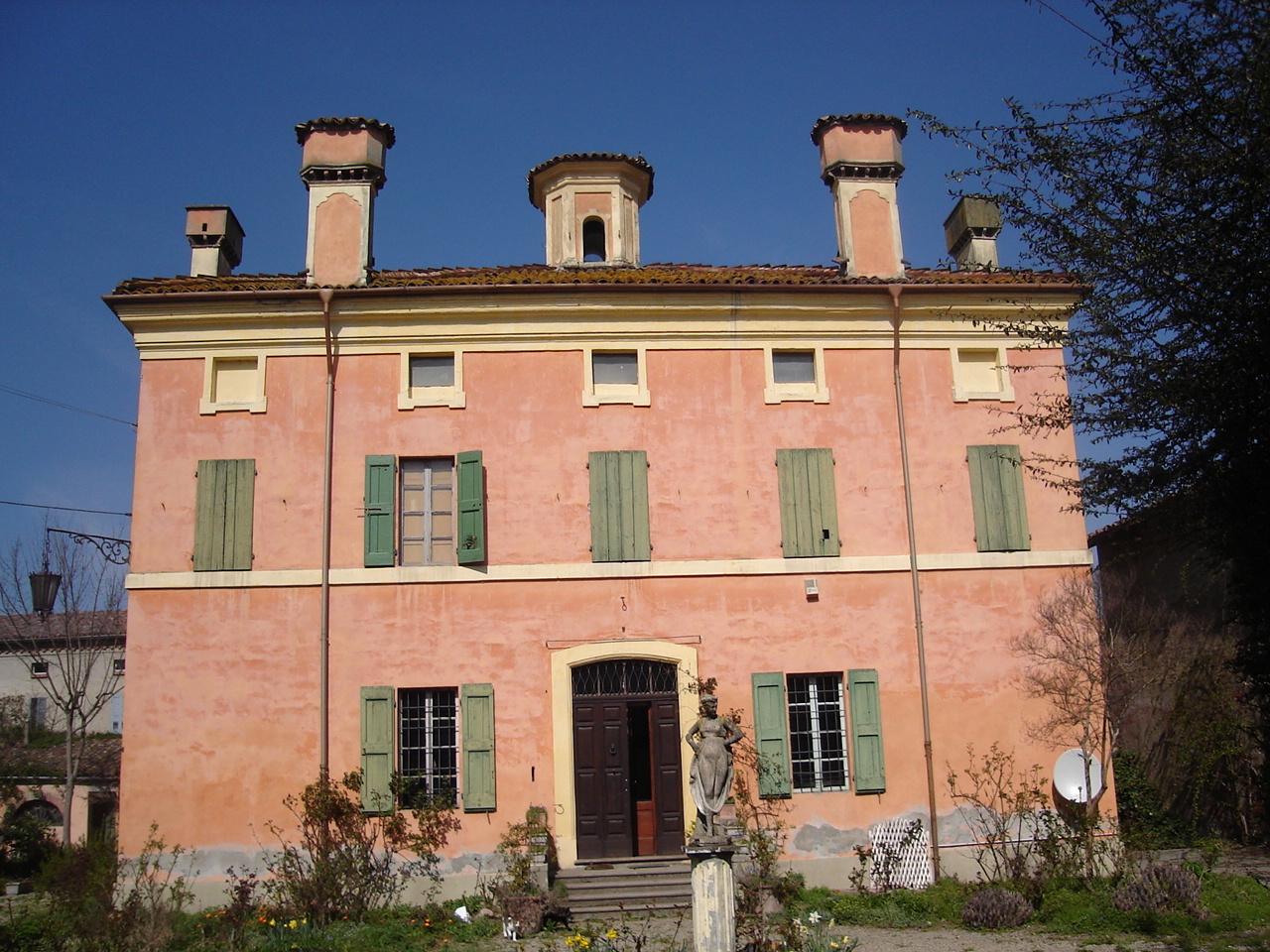 Villa in vendita a Zibello, 20 locali, prezzo € 450.000 | Cambio Casa.it