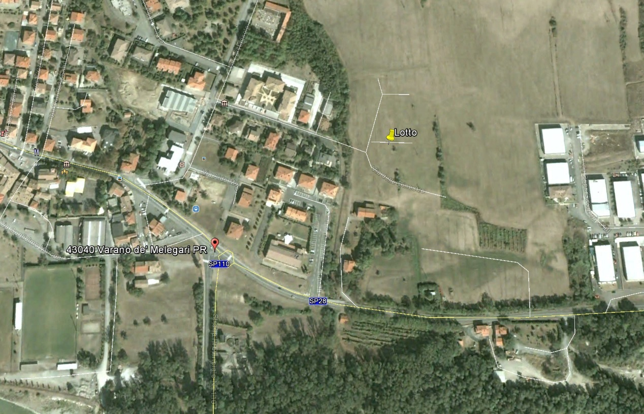 Terreno Edificabile Residenziale in vendita a Varano de' Melegari, 1 locali, prezzo € 127.000 | Cambio Casa.it