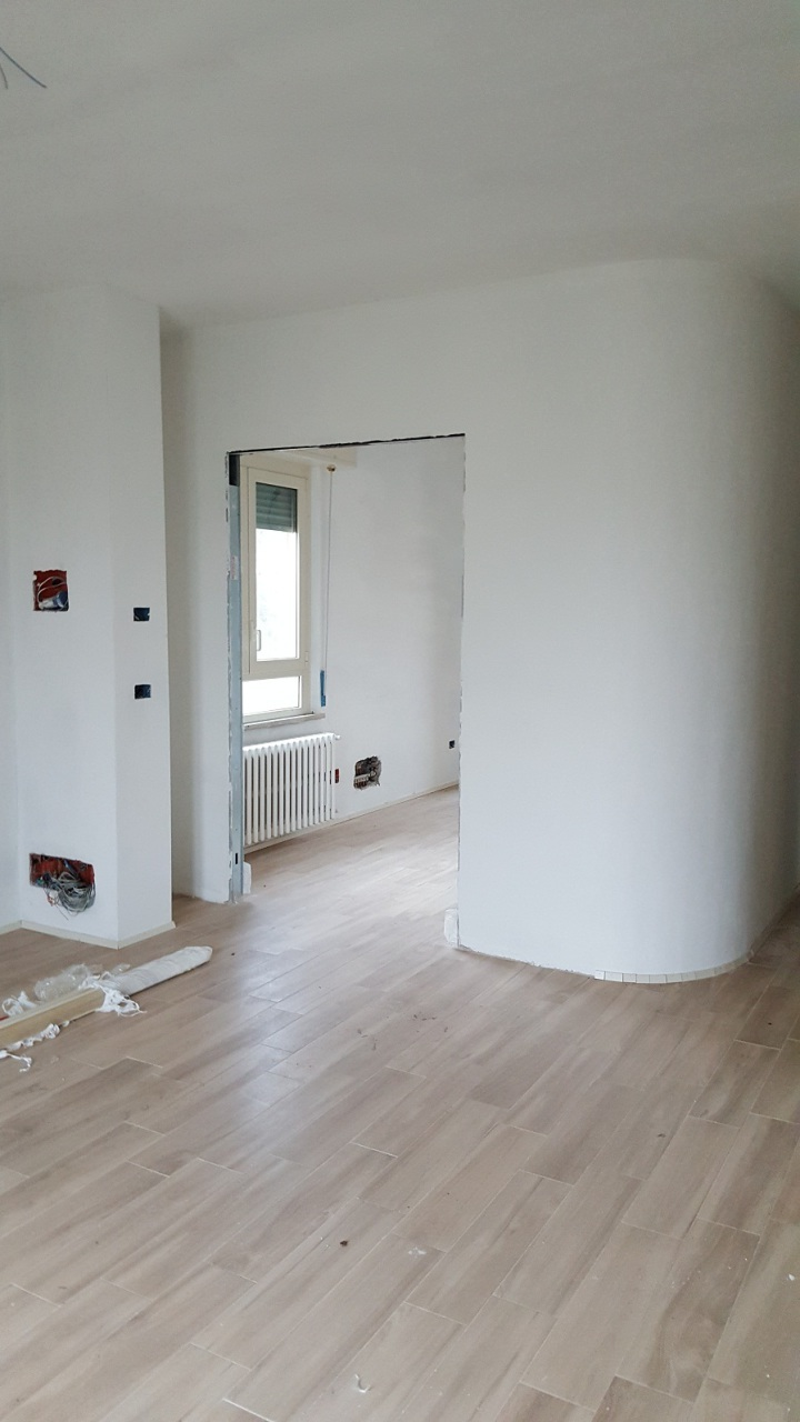 Appartamento in vendita a Roccabianca, 3 locali, prezzo € 85.000 | Cambio Casa.it