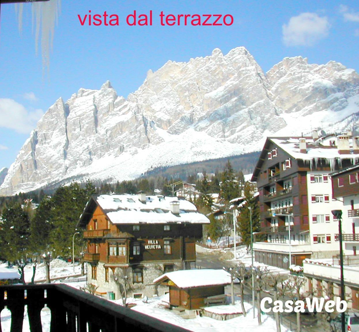 Appartamento in affitto a Cortina d'Ampezzo, 2 locali, Trattative riservate | Cambio Casa.it