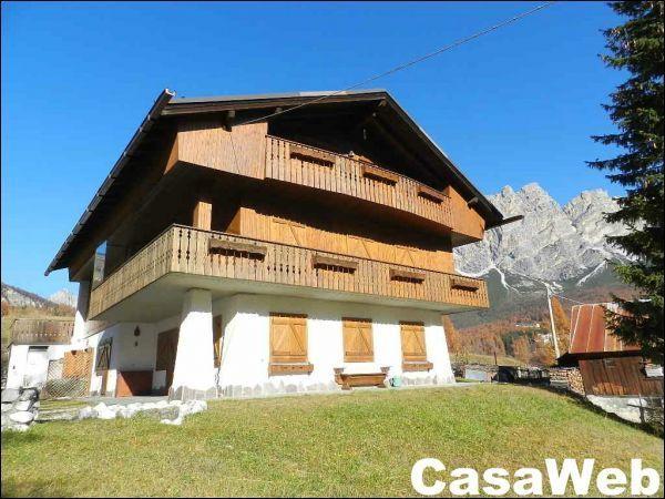 Appartamento in affitto a Cortina d'Ampezzo, 3 locali, Trattative riservate | Cambio Casa.it
