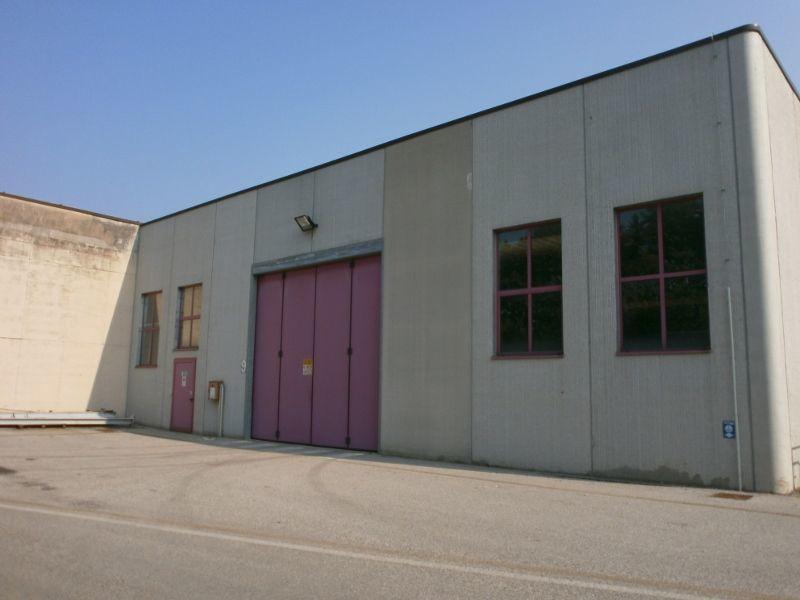 Capannone in affitto a Sarego, 9999 locali, Trattative riservate | Cambio Casa.it