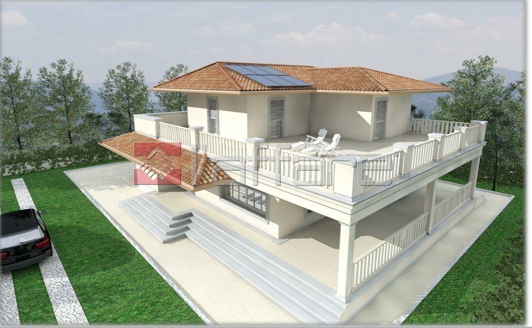 Villa camaiore vendita 300 mq cucina abitabile for Idee di piano di garage