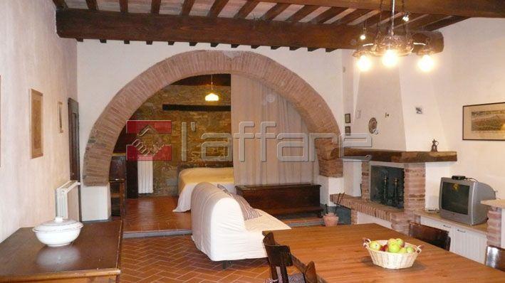 Appartamento in affitto a Chianni, 1 locali, prezzo € 260 | Cambio Casa.it
