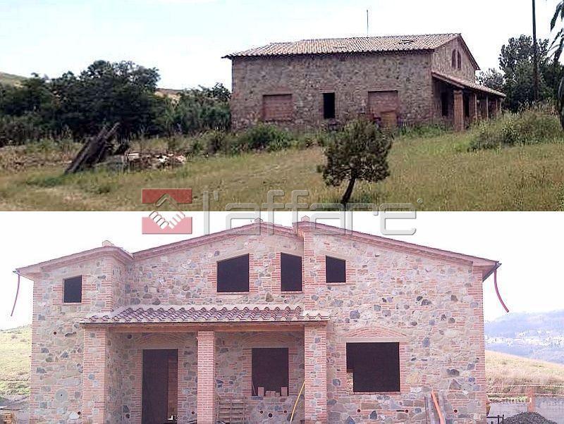 Rustico / Casale in vendita a Chianni, 5 locali, prezzo € 250.000 | Cambio Casa.it