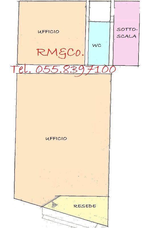 Capannone in vendita a Rufina, 2 locali, prezzo € 50.000 | Cambio Casa.it