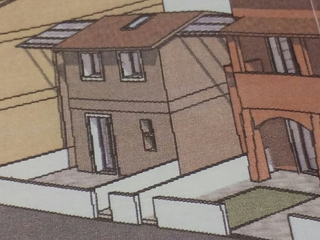 Villa in vendita a Pontedera, 4 locali, prezzo € 160.000 | Cambio Casa.it