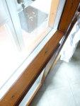 serramenti legno con vetrocamera