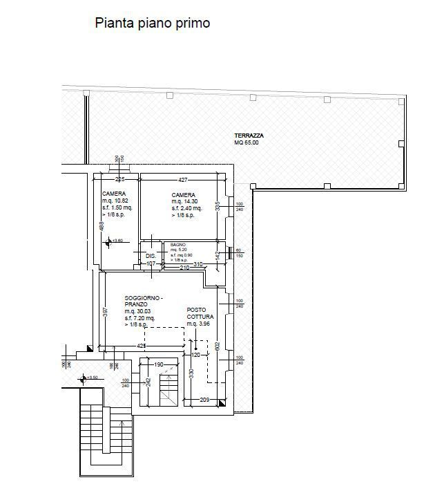 Appartamento in vendita, rif. 105058