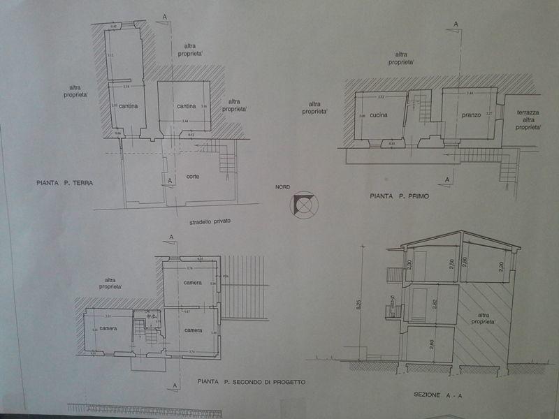 Casa semindipendente in vendita, rif. 104226