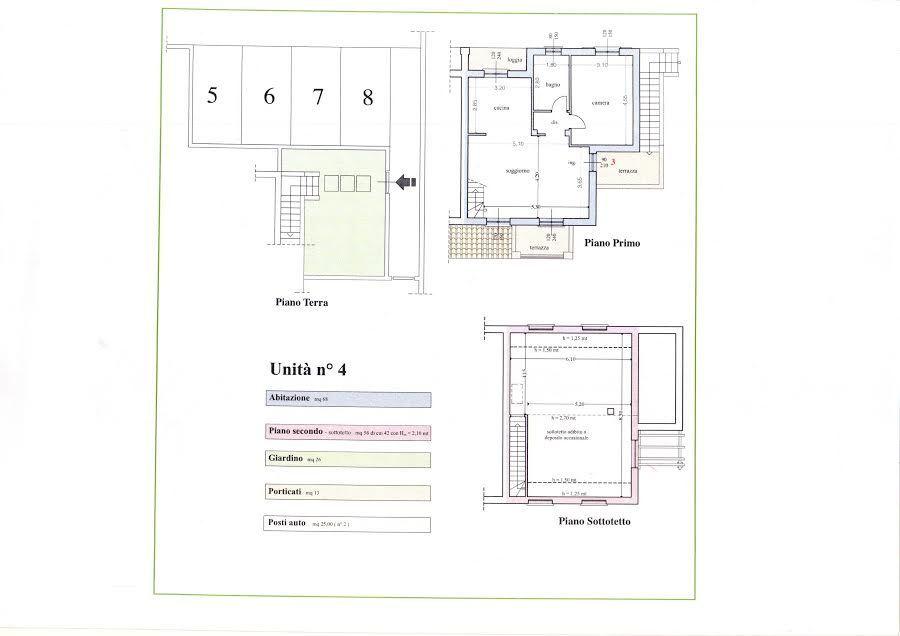 Appartamento in vendita, rif. 104252