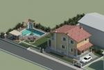 Villa singola a Camaiore (3/5)