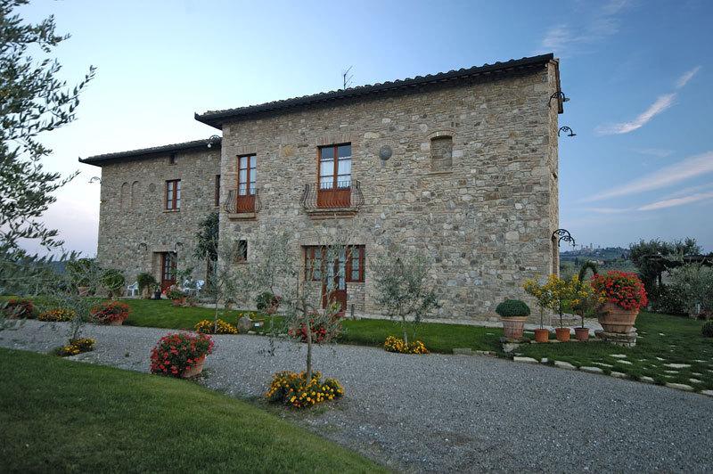 Villa in vendita a San Gimignano, 15 locali, Trattative riservate   Cambio Casa.it