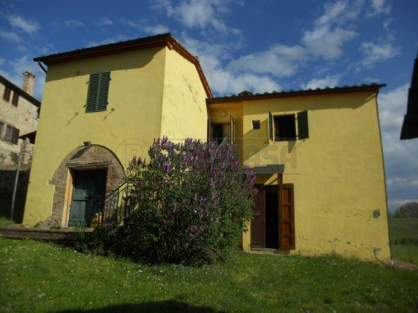 Rustico / Casale in vendita a Monticiano, 7 locali, prezzo € 400.000 | Cambio Casa.it