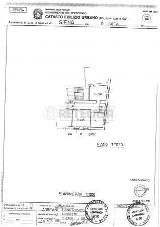 Appartamento in affitto a Siena, 5 locali, prezzo € 1.600 | Cambio Casa.it