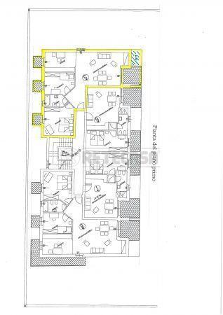 Appartamento in vendita a Asciano, 4 locali, prezzo € 270.000 | Cambio Casa.it