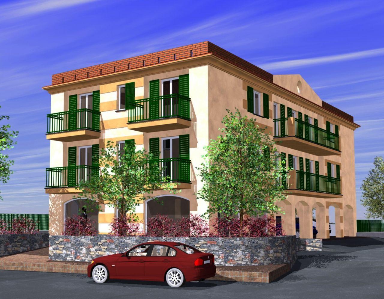 Appartamento in vendita a Casarza Ligure, 5 locali, prezzo € 280.000 | Cambiocasa.it