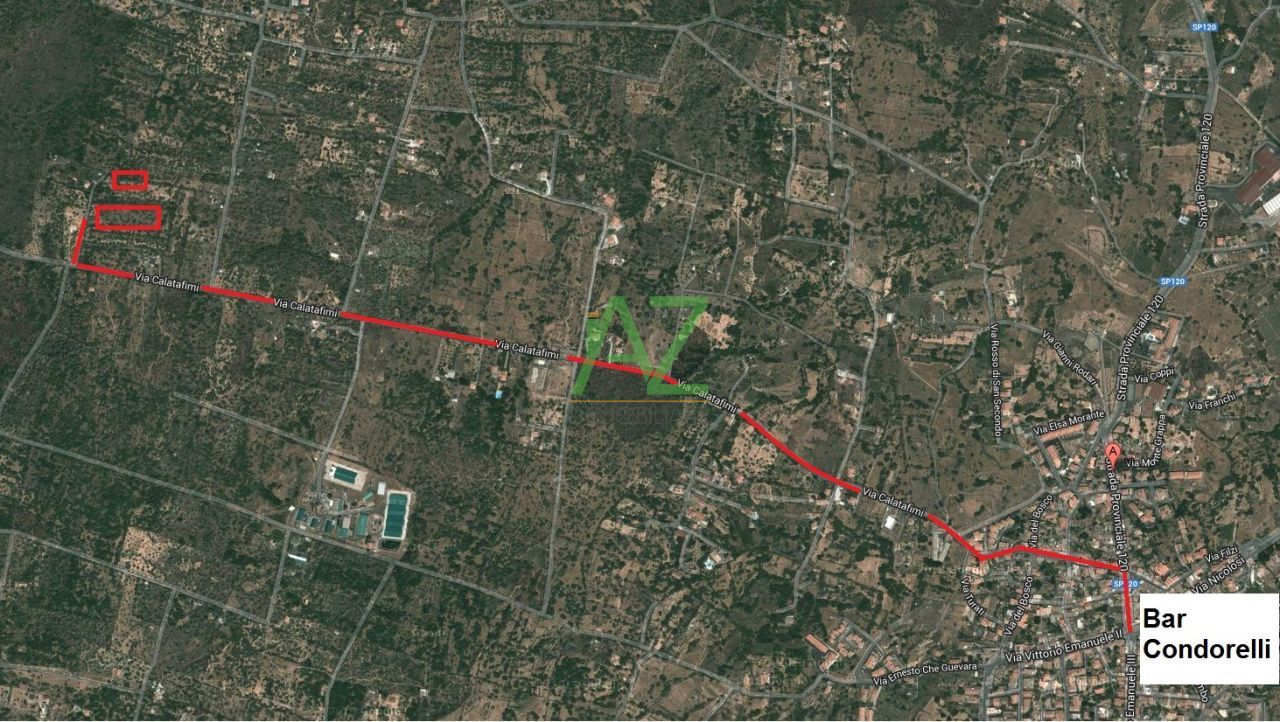 Terreno Agricolo in vendita a Belpasso, 9999 locali, prezzo € 21.000 | Cambio Casa.it