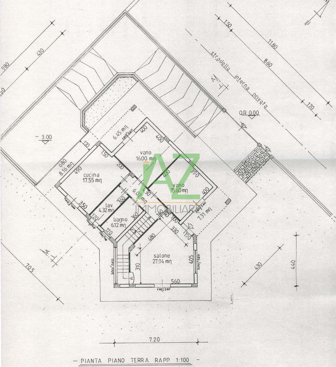 Villa in vendita a Aci Sant'Antonio, 6 locali, prezzo € 400.000 | Cambio Casa.it