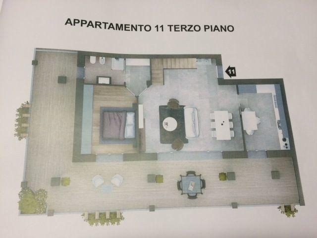 Attico / Mansarda in vendita a Parma, 6 locali, prezzo € 685.000 | Cambio Casa.it