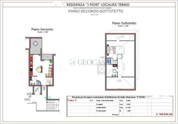 Appartamento in vendita a Arcola, 2 locali, prezzo € 155.000   CambioCasa.it