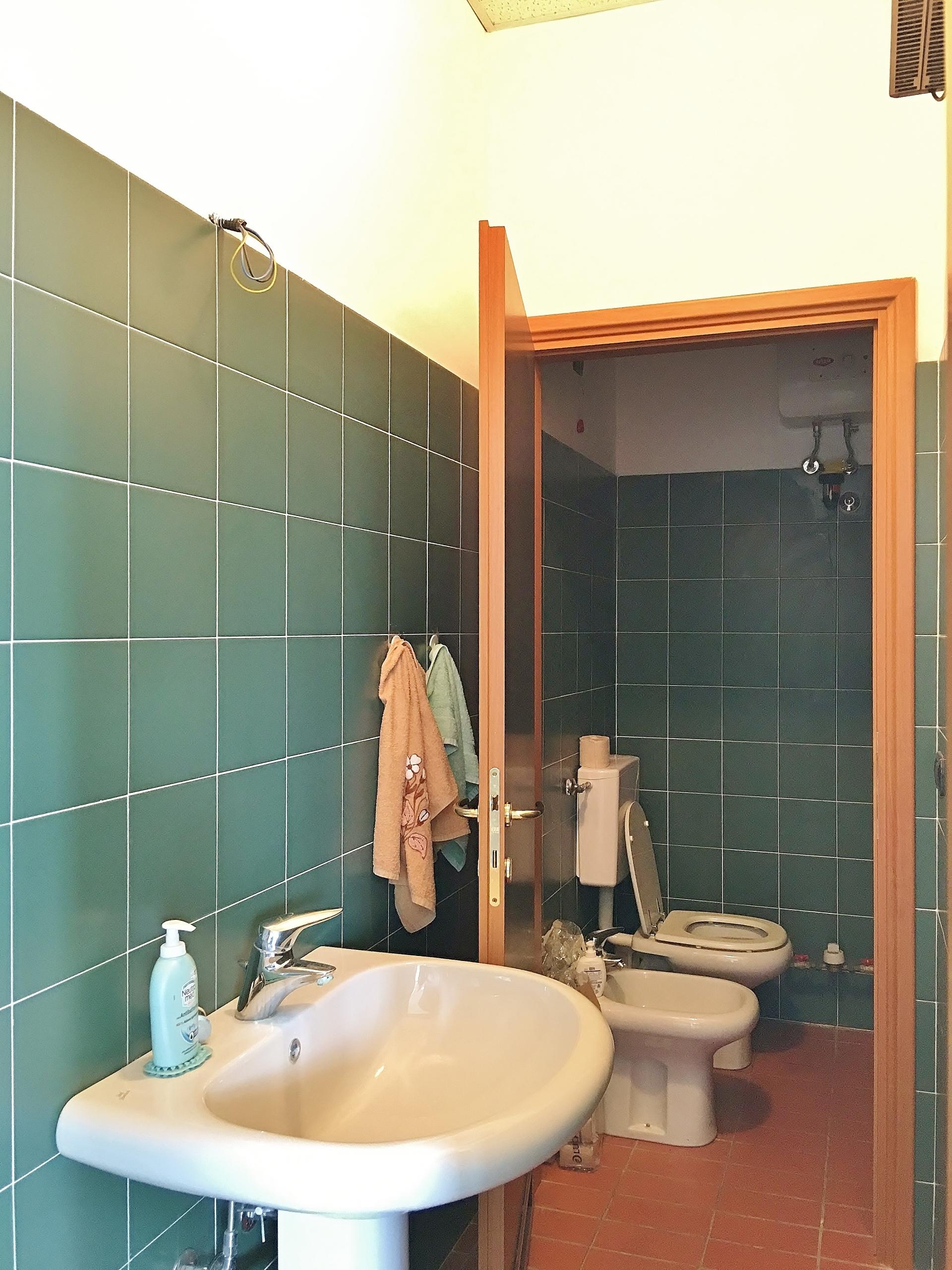Antibagno e bagno