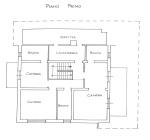 Planimetria Piano Primo
