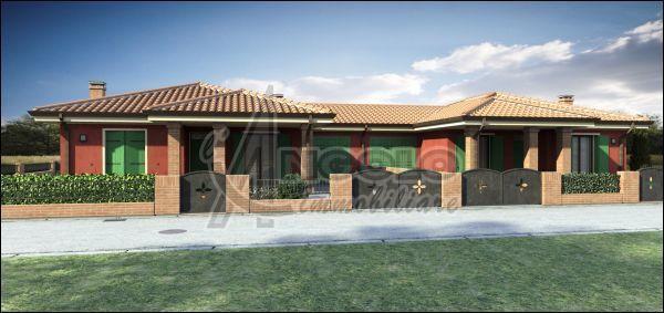 Case frassinelle polesine vendita case frassinelle for 2 costo del garage indipendente