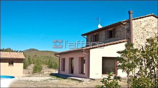 Rustico / Casale in vendita a Chianni, 5 locali, prezzo € 450.000 | Cambio Casa.it