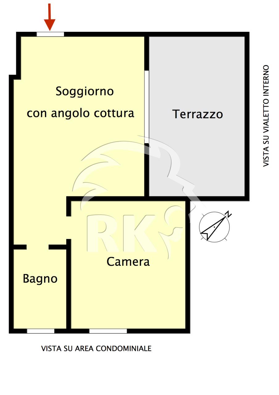 Appartamento bilocale in affitto riccione centro viale ceccarini annunci vendita e affitto - Bagno 60 riccione ...