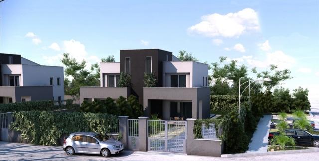 Nuove costruzioni palermo valur immobiliare for Ville bifamiliari moderne