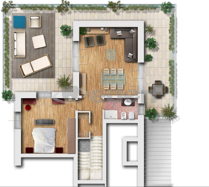 Case di nuova costruzione il cantiere di via aosta a modena for Case affitto arredate