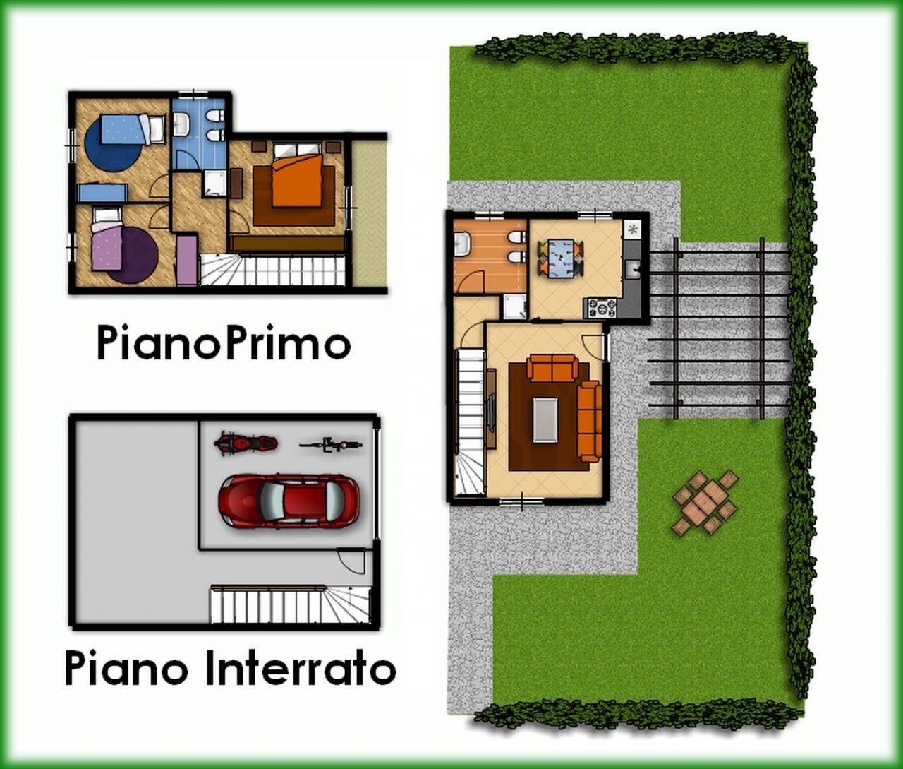 Progetto kasa - Disegnare piantina casa ...