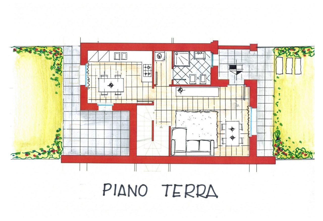 Progetto kasa for Creatore piano terra online