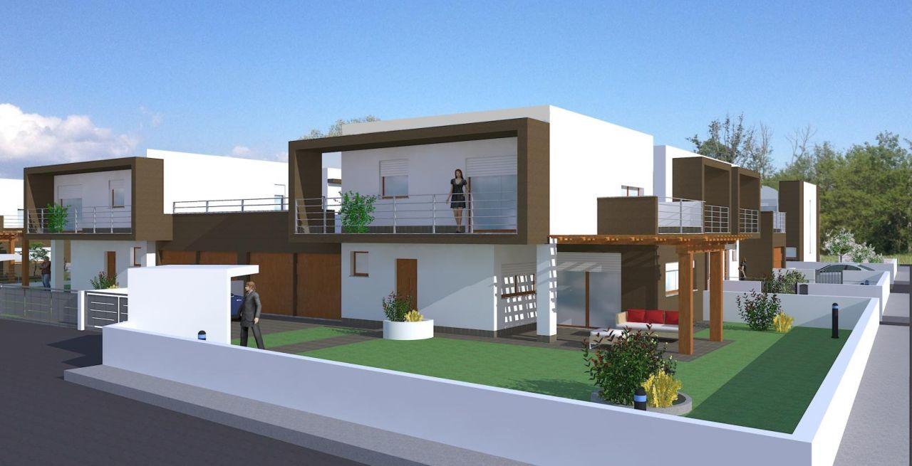 Perfect progetti esterni ville moderne esempio di progetto for Progetti case moderne interni