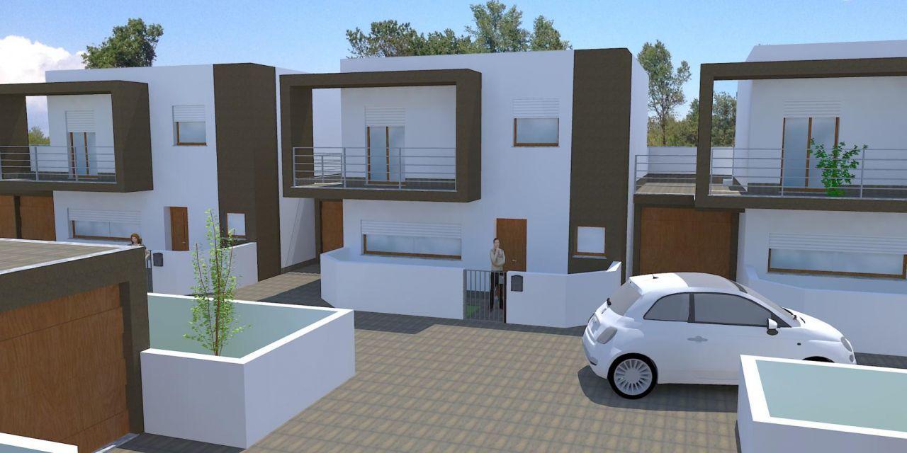 Progetti case ville cheap cosa non deve mancare nel for Ville moderne progetti