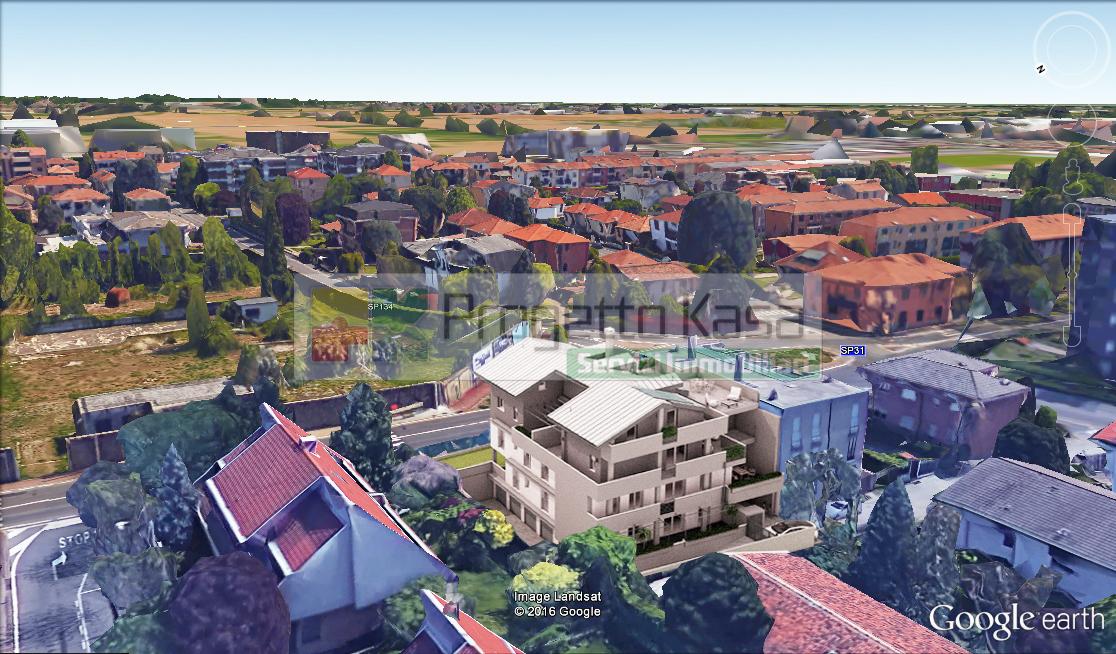 Appartamenti con terrazzi